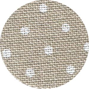 32ct Natural White Petit Point belfast linen 18x27 cross stitch fabric Zweigart