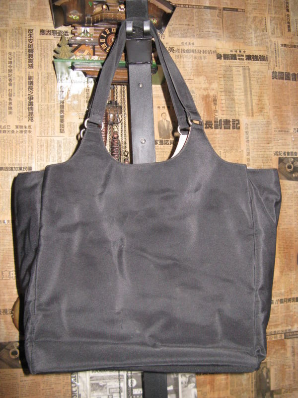 Ellington Portland Sundance large canvas shopper tote