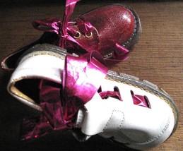 sample mismatch kids DOCs Dr Martens boots 9.5 UK8 26 Made in England! image 2