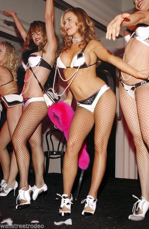 NYLA N.Y.L.A D'Trick Electra Pussycat Dolls heels shoes pin-up 6 UK3.5 36 VLV