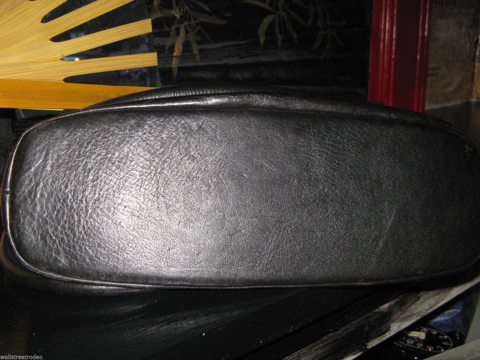 Ellington for Norm Thompson Portland leather alma handbag purse doctor bag image 3