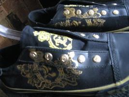 Elvis Presley 1977 skate sneakers slip-on shoes mens 5 UK4.5 38 chicks 7 VLV image 3