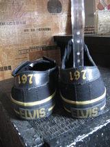 Elvis Presley 1977 skate sneakers slip-on shoes mens 5 UK4.5 38 chicks 7 VLV image 5