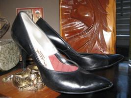 Smartaire vintage Debbie Renolds heels shoes 7 1/2 AAAA VLV 6 UK3.5 36 bonus VLV image 1