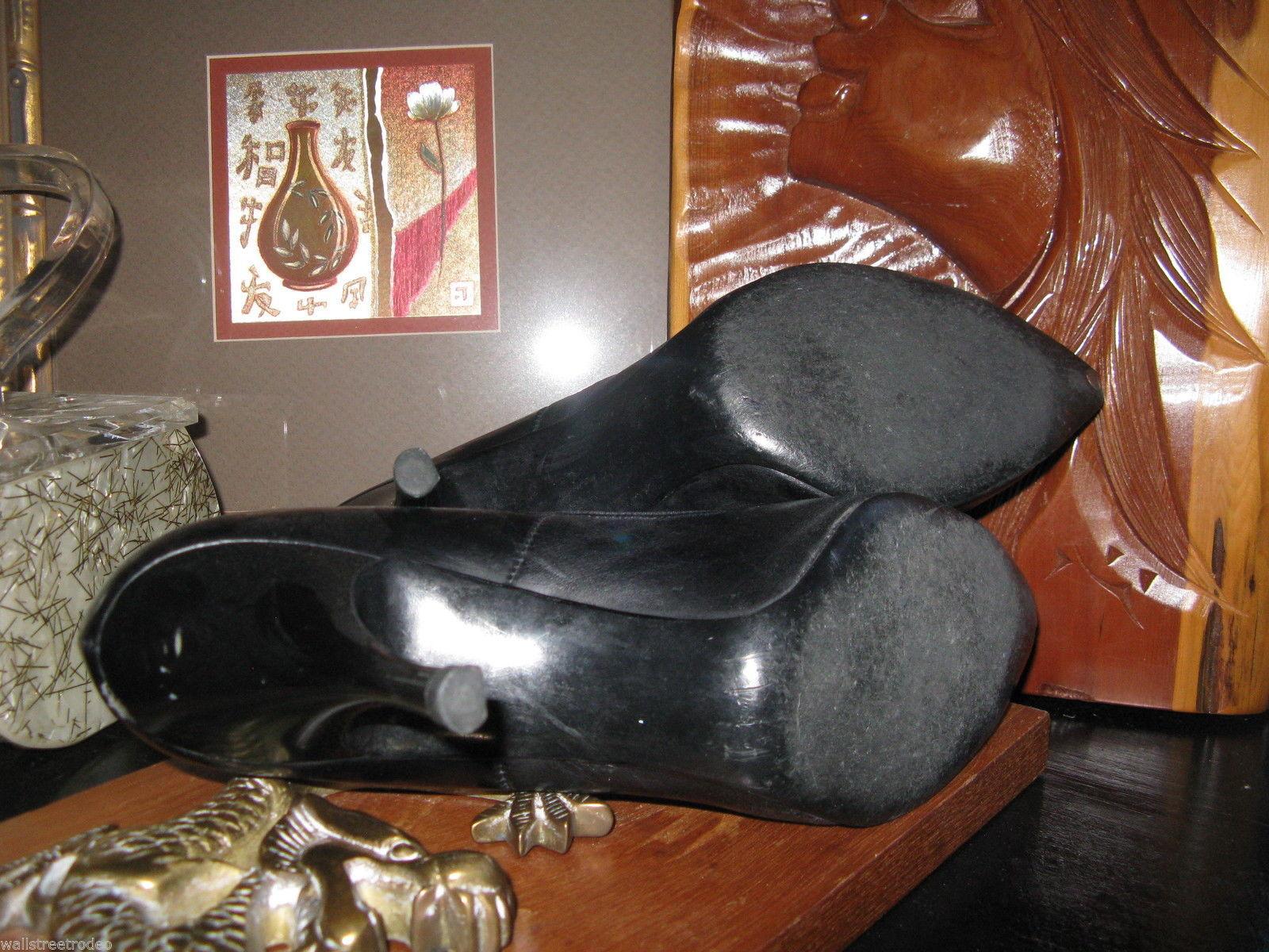 Smartaire vintage Debbie Renolds heels shoes 7 1/2 AAAA VLV 6 UK3.5 36 bonus VLV image 4