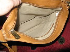 Ellington Portland  leather bucket bag tote handbag purse image 3