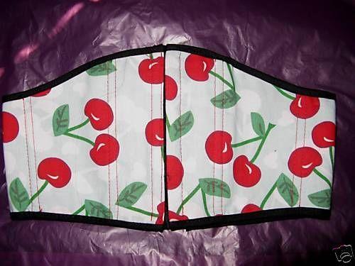 Naughty Lola cincher Catherine Coatney corset S VLV