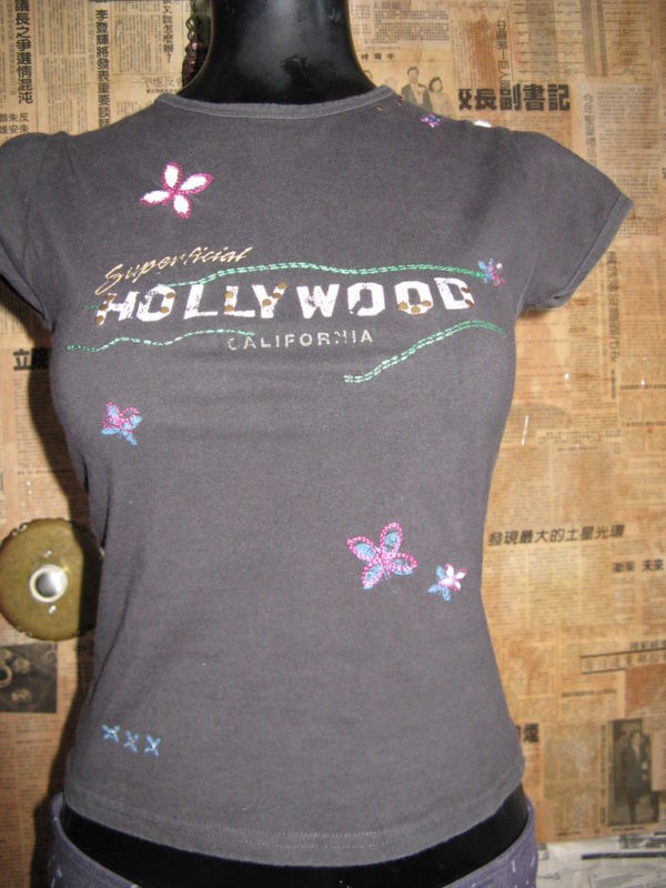 Buffalo Brand David Bitton Superficial Hollywood Marilyn Monroe shirt S