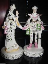 Vintage mid century european japan asian chinese figurines porcelain china VLV image 1