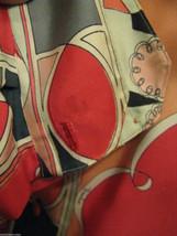 Vintage Emilio Pucci Saks fifth Avenue Iconic pop art silk 1960s Italy shirt 8 image 3