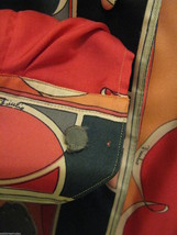 Vintage Emilio Pucci Saks fifth Avenue Iconic pop art silk 1960s Italy shirt 8 image 4
