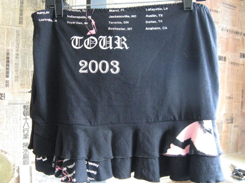 Patricia Field Original New York USA Tour Skirt L image 2