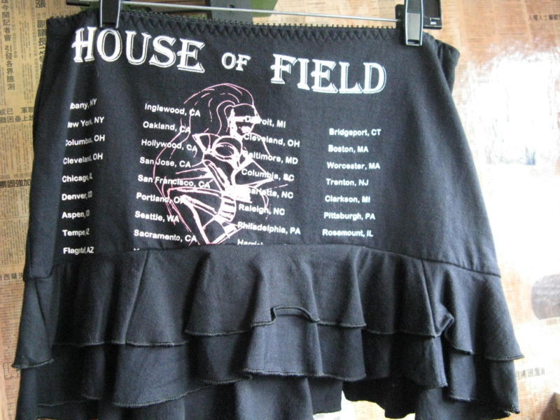 Patricia Field Original New York USA Tour Skirt L