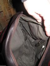 Ellington Portland  leather mini backpack rucksack sling tote handbag purse image 4