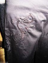 Tokyo Denim Bank Asian cheongsam dragon pants jeans 2 image 6