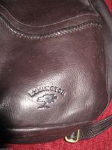 Ellington Portland  leather mini backpack rucksack sling tote handbag purse image 5