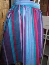 Vintage 80s Esprit New Wave Skort shorts mini skirt 5/6 image 3