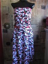 Ruby Rox Pink Cherry Pin-up Rockabilly swing dress 9 VLV image 1