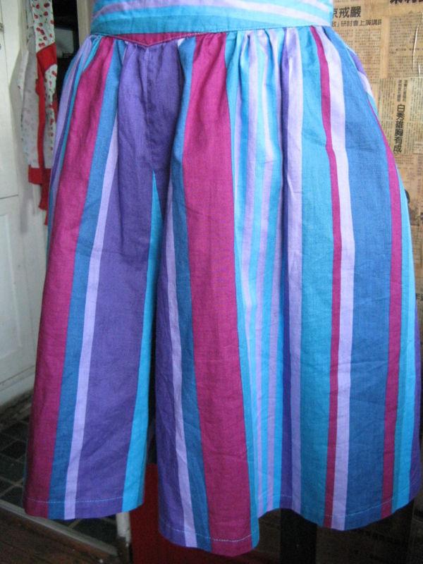 Vintage 80s Esprit New Wave Skort shorts mini skirt 5/6 image 2