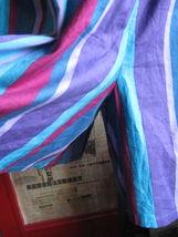 Vintage 80s Esprit New Wave Skort shorts mini skirt 5/6 image 6