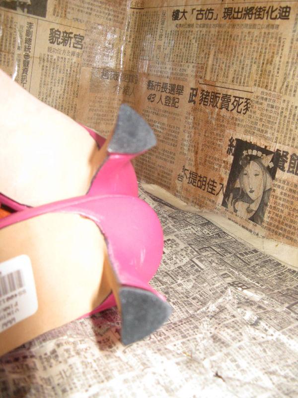 Beverly Feldman Love & Desire roses 80s shoes 10 UK7.5 39