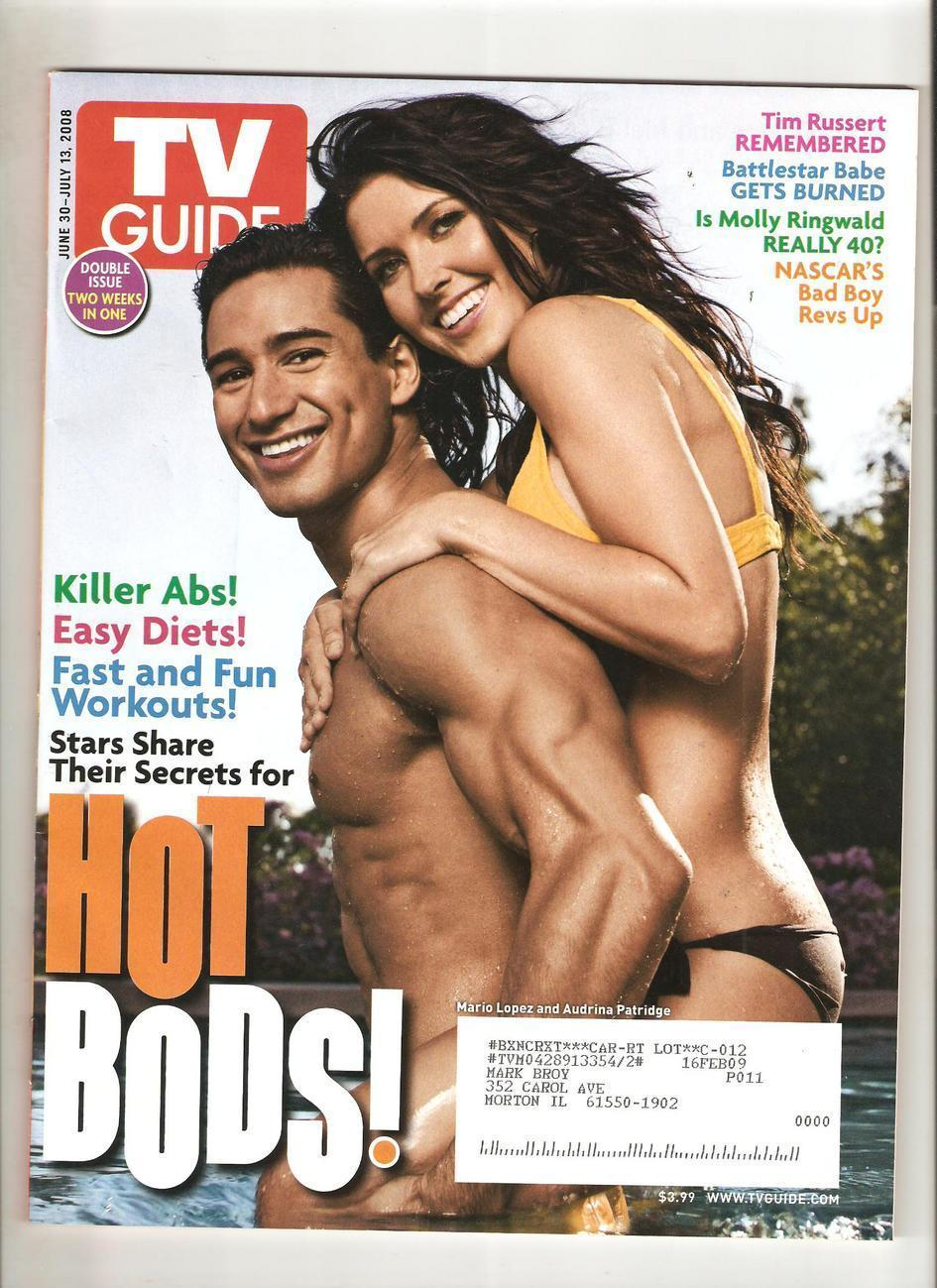 Hot Bods - TV Guide Magazine (June 30, 2000)