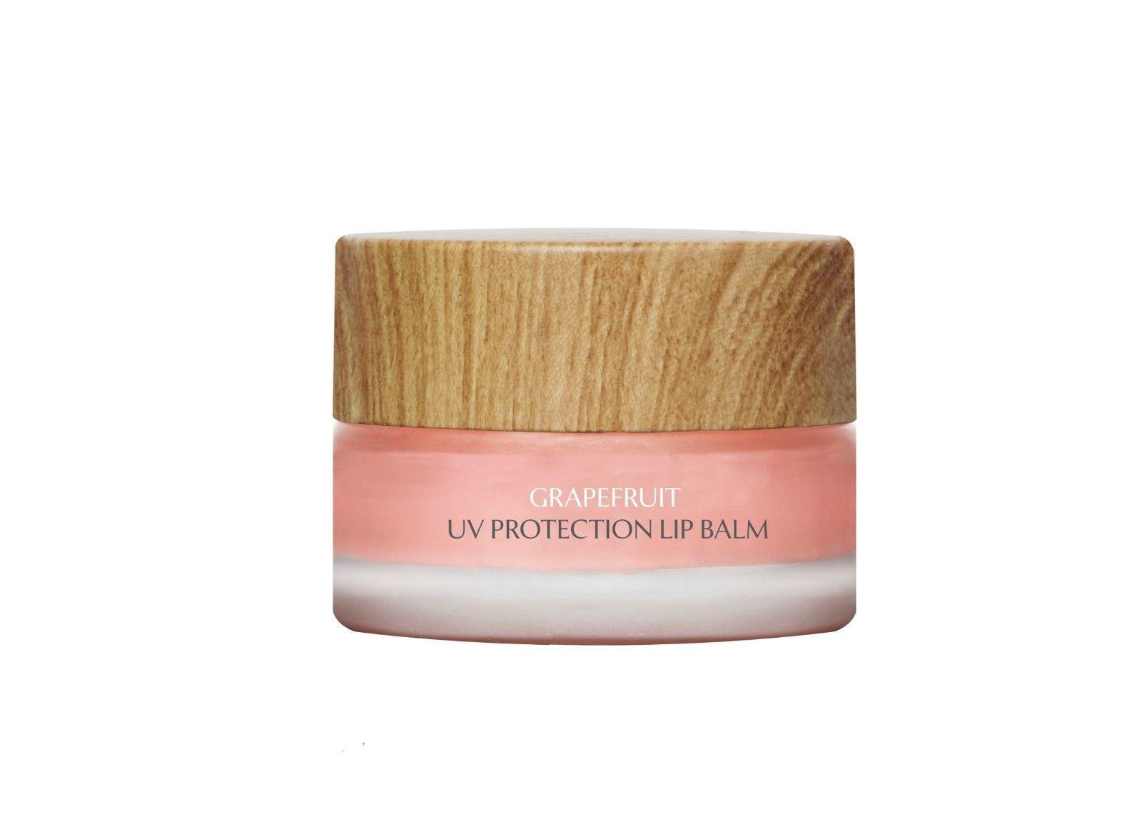 PureSense Grapefruit UV protection Lip Balm 5ml Deeply Nourish Your Lips