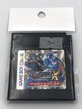 Rockman X: Cyber Mission Nintendo Game Boy/Color Japan Mega Man Megaman X - $18.39