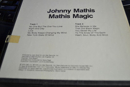 Johnny Mathis~Mathis Magic~  Reel to Reel Late pressing image 3