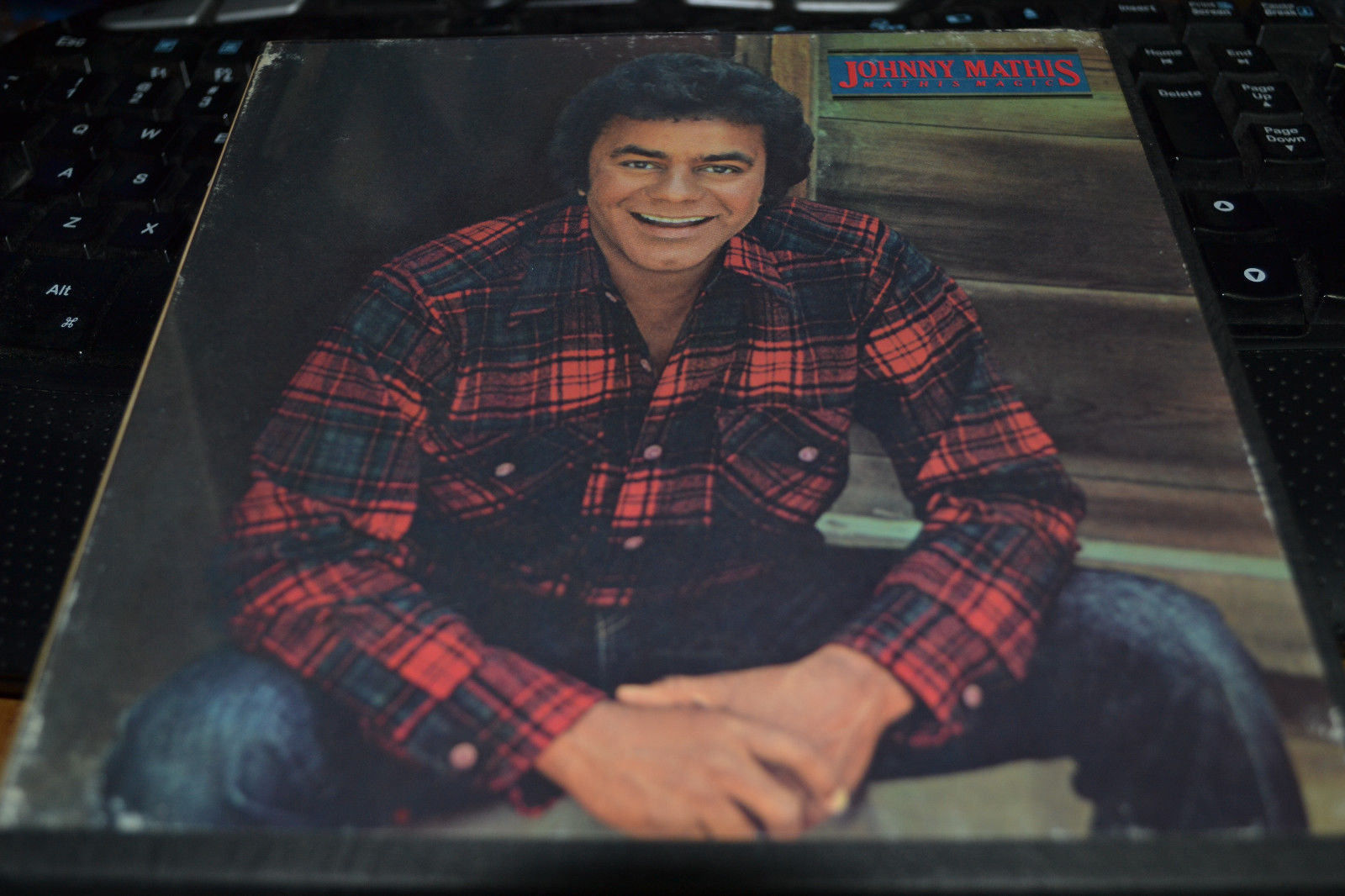 Johnny Mathis~Mathis Magic~  Reel to Reel Late pressing