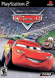 Cars  (Sony PlayStation 2, 2006)