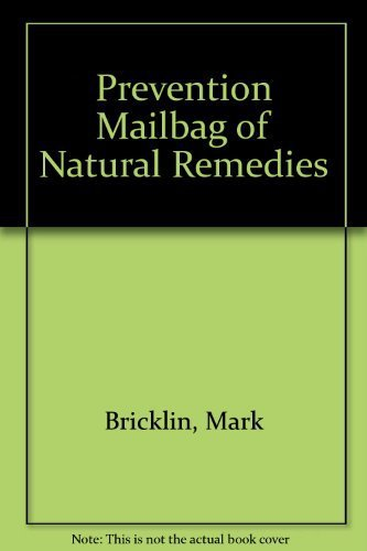 Prevention Mailbag of Natural Remedies by Bricklin, Mark