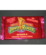 Trading Cards - SERIES 2 MIGHTY MORPHIN POWER RANGERS - PREMIUM CARDS (1... - $6.50