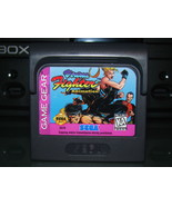 SEGA GAME GEAR - Virtua Fighter Animation (Game Only) - $15.00