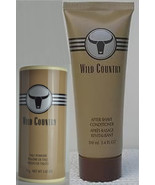 1 Avon Wild Country After Shave Conditioner + 1 Avon Wild Country Talc P... - $12.00