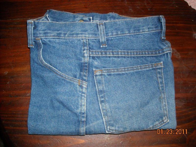 Rustler Jeans Sz 16 Reg Straight Leg EXCELLENT USED CONDITION - GOTTA GO !