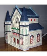 Dickens Keepsake Lighted Village  Music Hall 1993 - $19.99