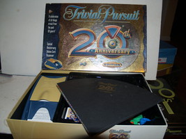 Trivial Pursuit Game - 20th Anniversary - Complete - $25.58