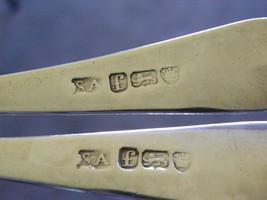 2 Stephen Adams II 1821 Sterling Silver Serving Spoon 4.1 oz image 2
