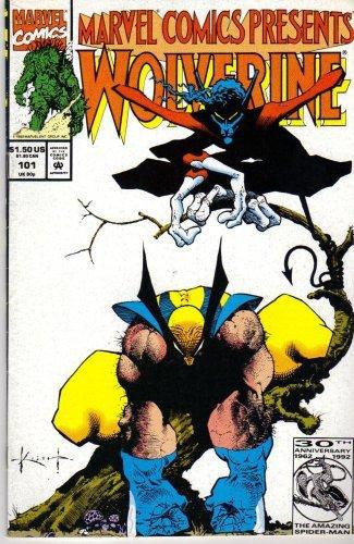 Marvel Comics Presents No.101 [Comic]  Wolverine