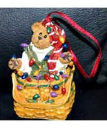 "Boyds Longaberger Ornament ""O.O.Tanglebeary"" #25704LB-LE -NIB -2003 -Ret... - $23.99"