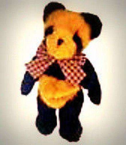 "Boyds Bears ""Peter Panda"" 14"" QVC LE Plush Panda Bear""#93701V* New* 2005*Retired"