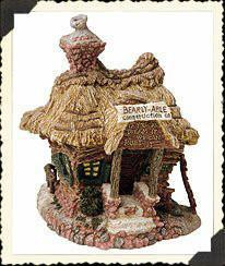 "Boyds Bearly Built Villages ""Matthew's Bungalow"" #19011- 1E- NIB-2000 -Retired"