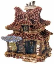 """Boyds Bearly Built Villages """"Madges Beauty Salon & Bait Shop""""#19010-1E-NIB-2000 image 2"""