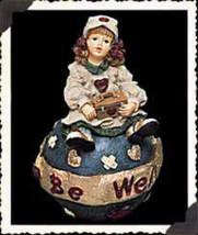 "Boyds Dollstone ""Katherine.. Kind Heart"" Ornament- #25853- NIB- 1999-Retired - $19.99"