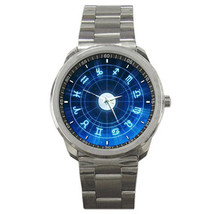 Astrolo Astrological Horoscope Zodiac Watch Sport Metal Watch - $12.19