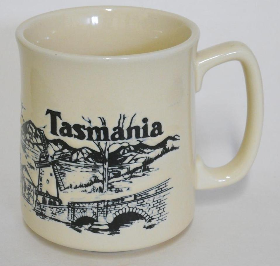 Primary image for Abel Tasman ~ Tasmania Cruise Ship ~ Coffee Cup Mug ~ Ocean Liner Boat