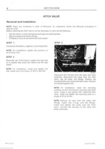 McCormick MTX MTX135 MTX140 MTX150 Tractor Service & Operator Manual -4- MANUALS image 4
