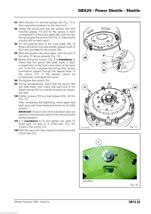 Massey Ferguson MF 5470 5460-SA 5470-SA 5475-SA  Tractors Shop Service Manual CD image 6