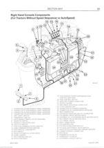McCormick MTX MTX135 MTX140 MTX150 Tractor Service & Operator Manual -4- MANUALS image 5